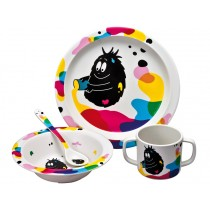 Barbapapa tableware set Barbabo