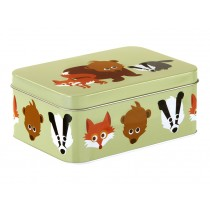 Blafre metal tin forest animals