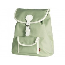 Blafre backpack pastel green 3-5 years