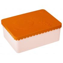 Blafre Lunch Box SEA LIFE orange / light pink