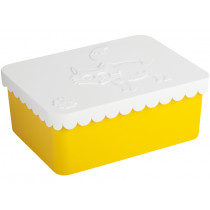 Blafre lunchbox fox yellow small