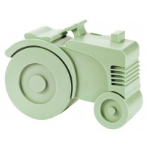 Blafre lunchbox tractor mint