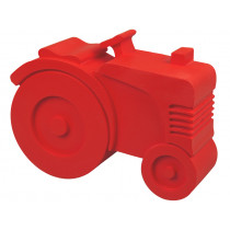 Blafre lunchbox tractor red