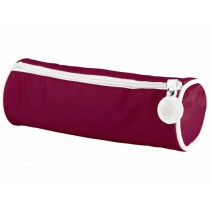 Blafre pencil case plum red