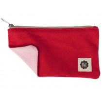 Blafre Pencil PENCIL CASE red / pink
