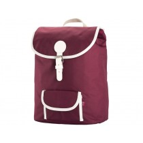 Blafre backpack plum red 5-12 years