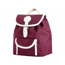 Blafre backpack plum red