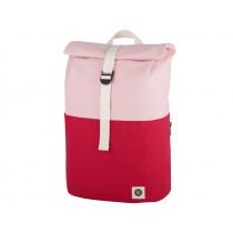 Blafre Backpack ROLLTOP red / pink 18 liters