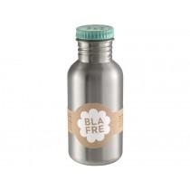 Blafre steel bottle blue-green