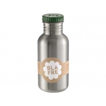 Blafre steel bottle green