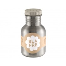 Blafre steel bottle small grey