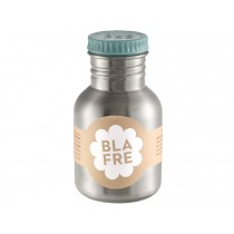 Blafre steel bottle small blue-green