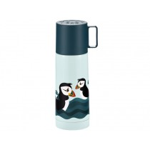Blafre thermos puffins