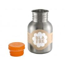 Blafre steel bottle small orange