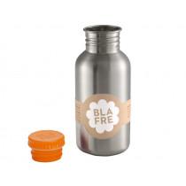 Blafre steel bottle orange
