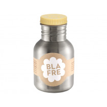 Blafre steel bottle small pastel yellow