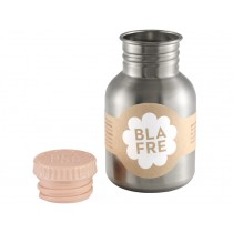 Blafre steel bottle small peach