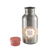 Blafre steel bottle pink