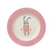 Bloomingville Ceramic Soup Plate Ellie