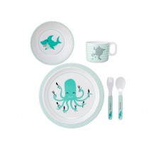 Bloomingville Melamine Serving Set Axel