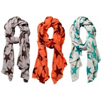 Bloomingville Carla scarf stars