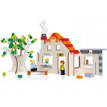 Brikkon Construction Kit HOUSE
