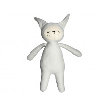 Fabelab Cuddly Buddy BUNNY Light Grey