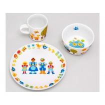 byGraziela ceramic tableware set farm