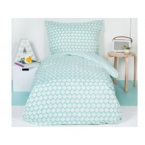 by Graziela lucky clover bedding set mint