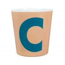 byGraziela ABC melamine cup - C
