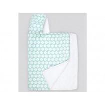 byGraziela hooded towel lucky clover MINT