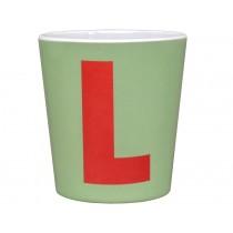 byGraziela ABC melamine cup - L