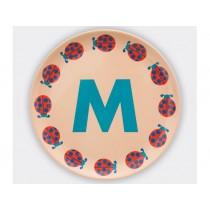 byGraziela ABC melamine side plate - M