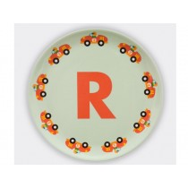 byGraziela ABC melamine side plate - R