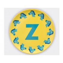 byGraziela ABC melamine side plate - Z