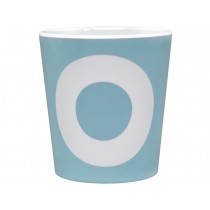 byGraziela ABC melamine cup - O