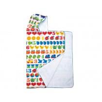 1,2,3 hooded towel from byGraziela