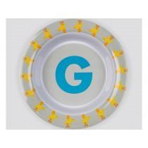 byGraziela ABC melamine bowl - G