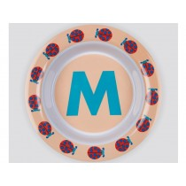 byGraziela ABC melamine bowl - M