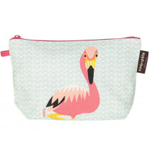 Coq en Pâte Toiletry Bag FLAMINGO