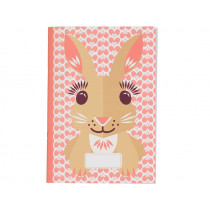 Coq en Pâte Notebook RABBIT