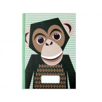Coq en Pâte Notebook CHIMPANZEE