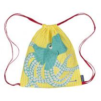 Coq en Pâte Drawstring Bag OCTOPUS