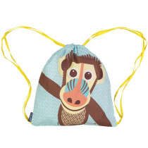 Coq en Pâte Drawstring Bag MANDRILL