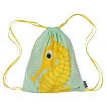 Coq en Pâte Drawstring Bag SEAHORSE
