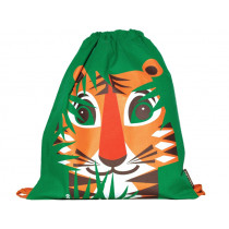 Coq en Pâte Drawstring Bag TIGER