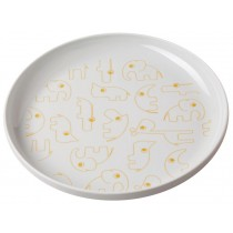Done by Deer dots Yummy Plate Contour gold/grey