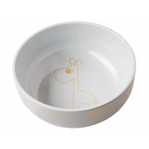 Done by Deer dots Yummy Bowl Contour gold/grey
