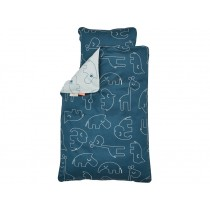 Done by Deer Bedlinen SLEEPY blue