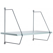 Dony by Deer Wall Shelf Wire blue